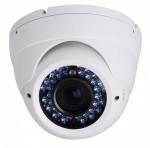 Câmera de Segurança Tipo Dome