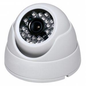 Câmera CFTV com LEDs