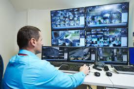 Monitoração de Segurança Eletrônica
